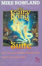 MUSICASSETTA -  MIKE ROWLAND - THE FAIRY RING SUITE  sigillata              (18)