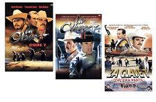 """LA CLAVE 7"" - Part 1, 2 & 3 * NEW Factory Sealed set of 3 DVDs * Jorge Reynoso"