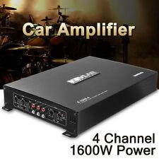 2000W 4 CANALI 12V AUDIO MONO AMPLIFICATORE SUBWOOFER ALLUMINIO AUTO AMPLIFIER