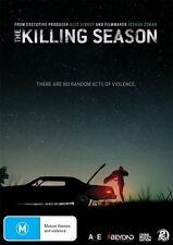 The Killing Season (DVD, 2017, 2-Disc Set)