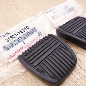 For Toyota Celica,Corolla Brake&Clutch TA10,12,20,22,23 RA23,28,40 Pedal Pads