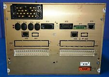 ABB AUTOMATION REF542PLUS 1VCF752000 BASE UNIT