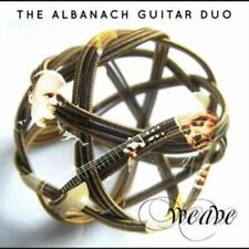 The Albanach Guitar Duo - Weave New + Sealed CD Russell Ballantine Paul Devery