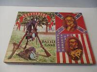 Gettysburg Civil War Battle Board Game Vintage 1977 Complete Mostly Unpunched
