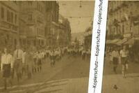 Freiburg : Schulturnfest - Sportfest - Festumzug - um 1925                X 19-3
