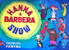 HANNA BARBERA SHOW 1978 Panini  sticker, autocollant, figurina sfuse a scelta