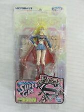 Superman DC Takara Microman MA-34 Action Figure Supergirl Micro Action Series ZQ
