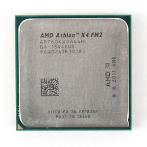 AMD Athlon X4 760K Quad-Core 3.8 GHz 4M AD760KWOA44HL Socket FM2 CPU Processors