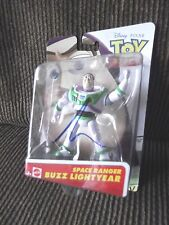 "TIM ALLEN SIGNED AUTOGRAPHED 4"" BUZZ LIGHTYEAR 100% AUTHENTIC PSA GUARANTEED"