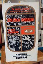 Max Beerbohm Zuleika Dobson, Un amore a Oxford Bompiani 1968 IL PESANERVI