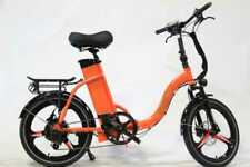 Green Bike USA LOW STEP fat tire folding Electric Bicycle 750W MOTOR+48V/18.20A