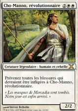 MRM FRENCH Cho-Manno, révolutionnaire ( Revolutionary)  MTG magic Xeme