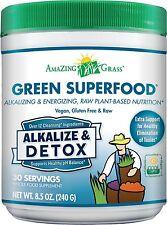 Amazing Grass® Green Superfood® Alkalize & Detox