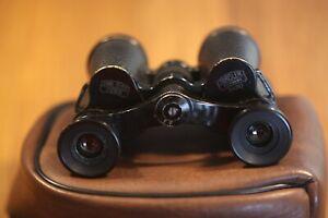 Vintage Carl Zeiss Jena Turolem Binoculars 4 x 20
