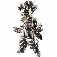 Bandai Dragon Ball Z Chogokin Trunks Metal Mini Figure NEW Toys Collectibles
