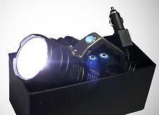 Top T6 Taschenlampe Swat Cree Led Handstrahler Handlampe Adapter Akku Ladegerät