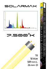 LAMPADA NEON T8 ACQUARIO DOLCE PER PIANTE HAQUOSS SOLARMAX 18Watt/589mm
