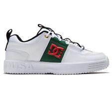 DC Lynx OG skate Shoe Luxe Pack 'GUCCI' White Red Green UK size 9 EUR 43