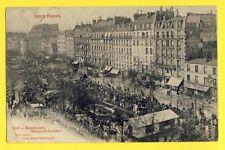 cpa FRANCE 75 PARIS PARIGI Bd Richard LENOIR de Ada à Grégorio BOARI de FERRARA