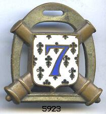 5923 - INSIGNE 7e RGT ARTILLERIE 1er GROUPE