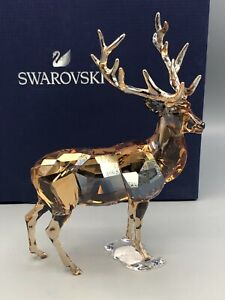 "Swarovski retired Membership 2020 Stag ""Alexander"" , Factory New"