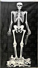 3x5 Pirate Skeleton FLAG 5' x 3' Skull Skeleton Bones Pirate Halloween