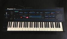 Sequential Circuits Prophet VS, Rare '80s Vintage Digital Synth w/ 4 Cartridges