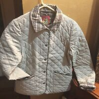 Authentic 5/A Baker Quilted Stable Jacket / The Original by Amberhill SzX-small