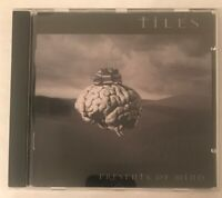 Tiles - Presents of Mind CD (1999 Magna Carta) - Prog Rock--For Fans Of Rush