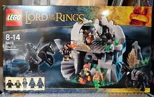 LEGO 9472 Lord of the Rings Attack on Weathertop NEW Hobbit Aragorn Merry Frodo