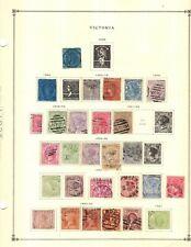Kenr2: Victoria Collection from 1840-1949 Scott Intern Albums