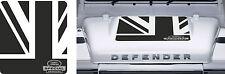 LAND ROVER DEFENDER 90 / 110 Aftermarket Bonnet Sticker Set Special Vehicles kit