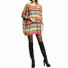 Unbranded Cotton Striped Jumpers & Cardigans for Women