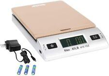 Acteck A Ck65gs 65 Lb X 01oz Digital Postal Shipping Scale Adapter Batteries