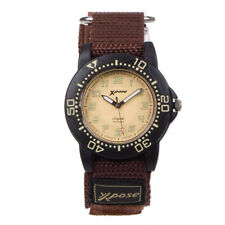 Sekonda Xpose Childrens Kids Boys Brown Watch Water Resistant Swimproof 1039