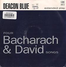 DISCO 45 Giri  Deacon Blue - Four Bacharach & David Songs