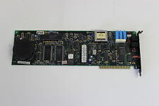 HAYES 07-00186 SMARTMODEM 2400B ISA 8 BIT FULL LENGTH MODEM CARD WITH WARRANTY