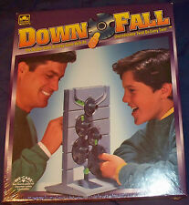 UNOPENED 1994 vtg Down Fall game Downfall made by Golden / Western Publishing Co