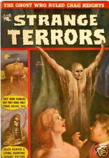 Strange Terrors #3 FN+