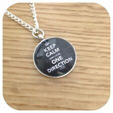 One**direction ** BOY ** BAND round necklace