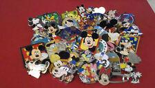 Disney Trading Pins_**500 PIN LOT**_Grab Bag Mix_Free Priority Mailing_Save $$