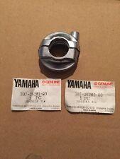 YAMAHA YAS3 AS3 1971 1972 1973 Twin Cylinder Throttle Grip Housing Set N.O.S