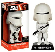 Star Wars-First Order Snowtrooper-Gable Head/Tête de pigeon/Cuillère