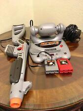 Vintage ARCADIA DEER HUNTER Toy GAME SYSTEM GUN Toymax Electronic Skeet Shoot