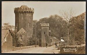 EDGEHILL postcard Round Tower