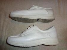 SPRING STEP WHITE SHOES WOMENS SIZE 7 1/2 M