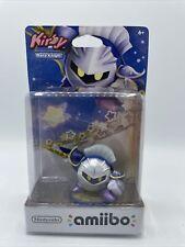 Meta Knight Amiibo (Kirby Series) NEW Sealed