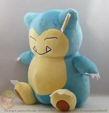 Pokemon Snorlax Plush Doll 14 inches/35 cm High Quality Pokemon Snorlax UK Stock