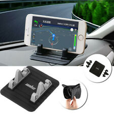 Car Dashboard Mount Holder Non-Slip Silicone Gel Pad Dash Mat for Phone GPS BT