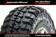 33x12.5 R15 Couragia M/T Federal Tyres - Inc Fitting